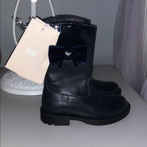 NWT Armani Junior boots